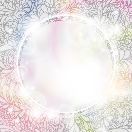 light vector background.