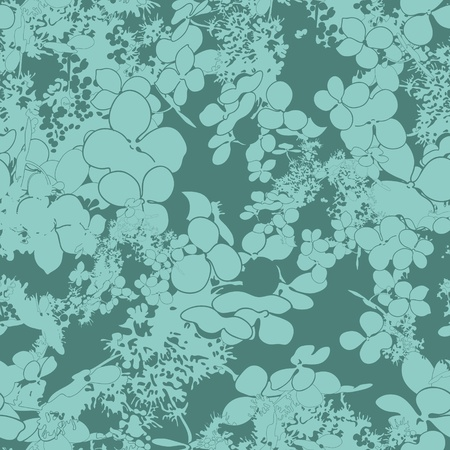 Abstract Colored Background. Seamless grunge Texture Vector