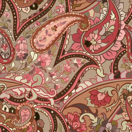 Créatif décoratif boho floral pattern Banque d'images - 37262676