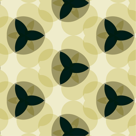 trellis: Abstract Colorful Seamless Geometric Mosaic Pattern Illustration