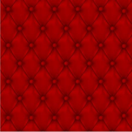 fondo rojo: Vector de fondo de cuero con botones. Fondo de lujo .. Fondo de cuero. Fondo de cuero. Ilustración del vector del fondo de cuero rojo. Vector textura de cuero. textura de cuero. Vectores