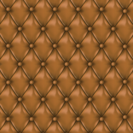 tufted: Vector Leather background with buttons. Luxury background.. Leather background. Leather background. Vector illustration of r leather background. Vector leather texture. Leather texture. Illustration