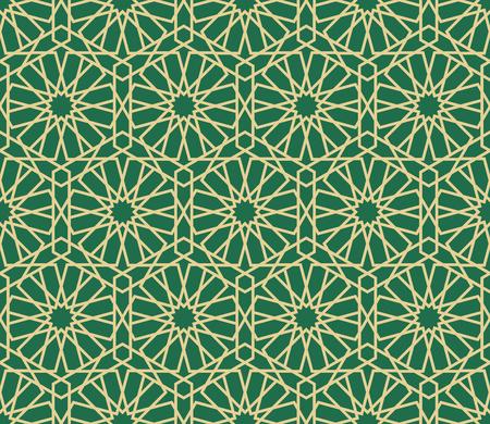 tile pattern: Islamic Background. Vector Seamless Arabian pattern. Geometric ornament arabic pattern background.