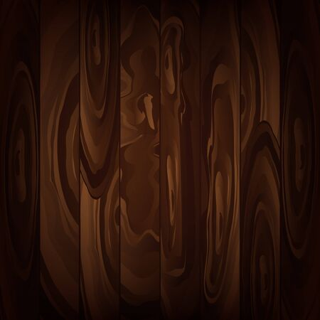 chipboard: Realistic wood texture. Wood texture brown background. Vector Illustration. Illustration