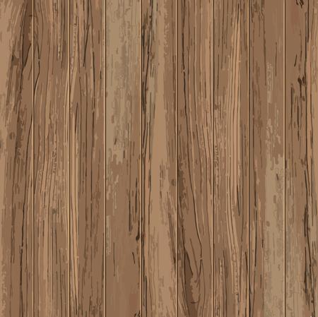 Wooden plank texture background wallpaper illustration. Vector design.