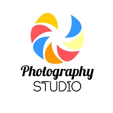 Photo studio or professional photographer template