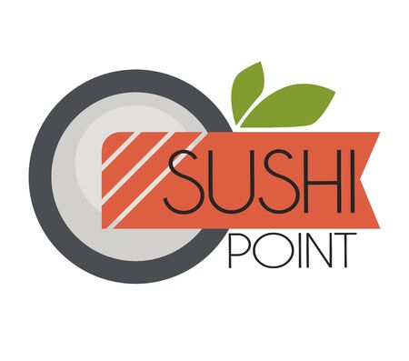 Logo design for restaurants of Japanese food
