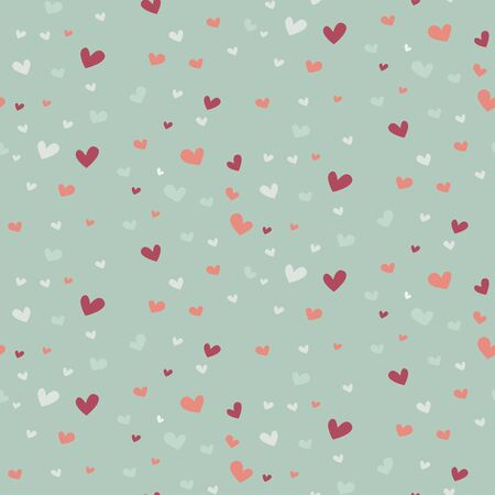 soft colors: Wedding abstract seamless pattern in pastel soft colors.