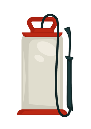 Water pressure washer Illustration