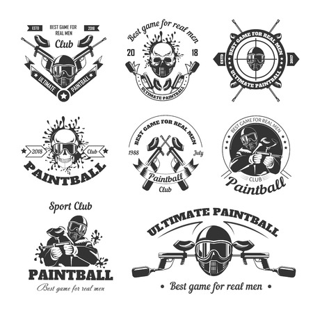 1642 Paintball Gun Stock Illustrations Cliparts And Royalty Free