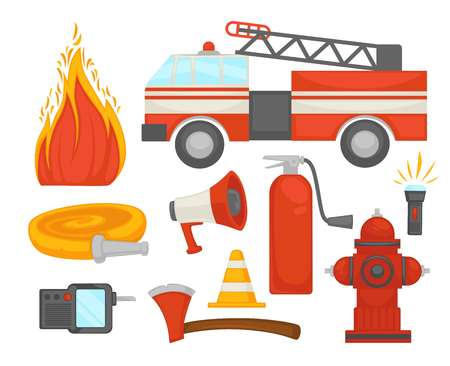Firefighter rescue extinguishing equipment