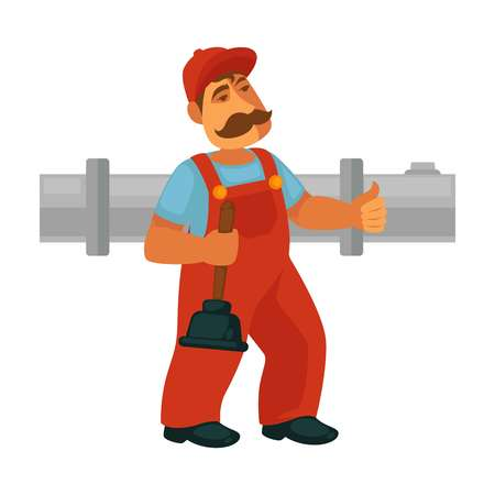 Icon for house plumbing service