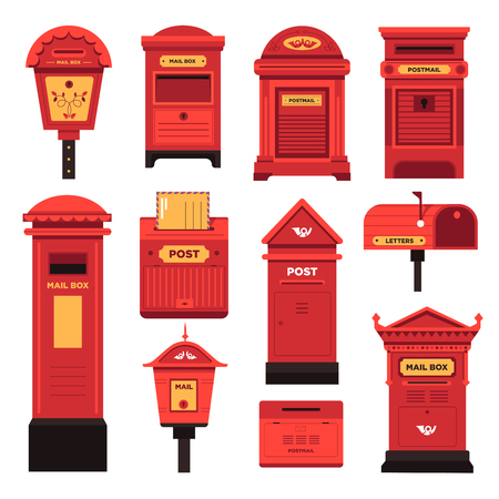 Post boxes and services for people to communicate