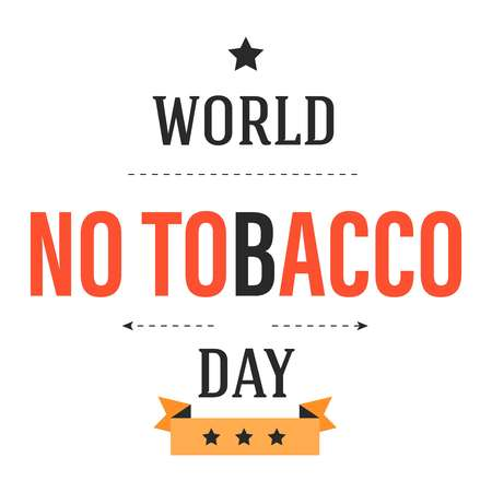 Stop smoking world no tobacco day isolated icons vector lungs and cigarettes lung cancer risk