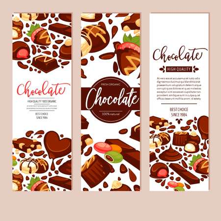 Chocolate bar cakes and candies confectionery sweets and strawberry