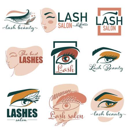 Lash studio, beauty salon for extension of eyelashes