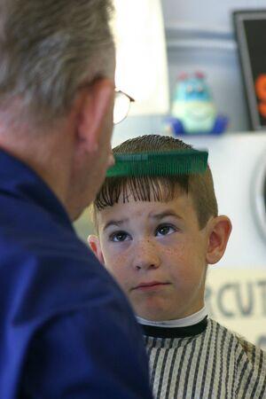 Haircut Stock Photo - 447321