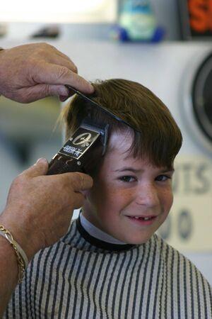 Haircut 5 Stock Photo - 456316