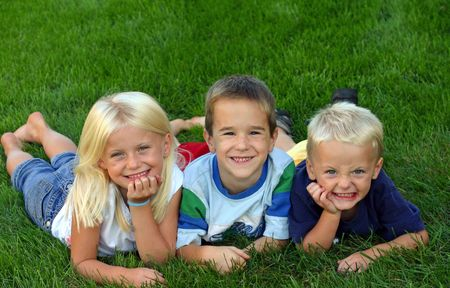 Group of Kids Stock Photo - 538916