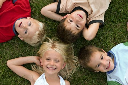 Childrens Faces Stock Photo - 574989