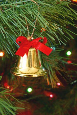 Bell at Christmas photo