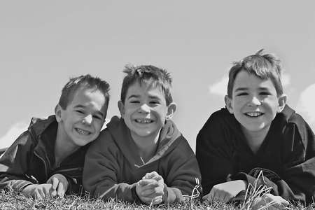 Three Boys photo