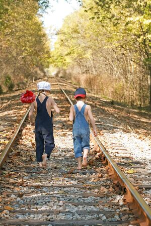overalls: Two Boys on an Adventure 2