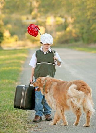 away: Young Traveler