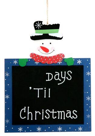 Countdown Til Christmas photo