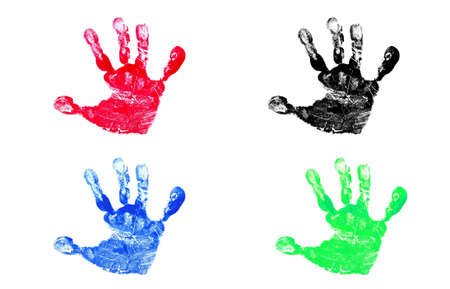 Four Hand Prints photo