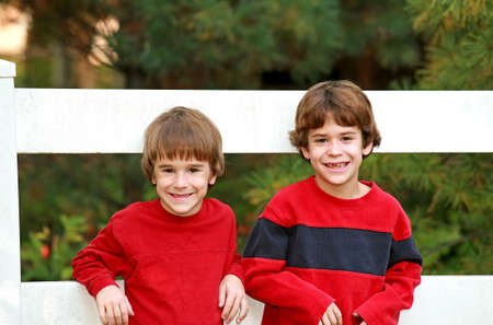 Brothers in Red photo