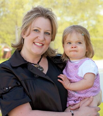 Mother and Daughter Stock Photo - 3124959