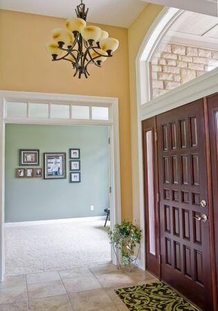 Fancy Entrance Stock Photo - 3428553