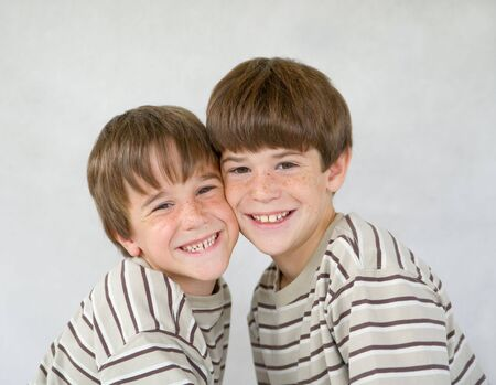 Brothers Stock Photo - 3551192