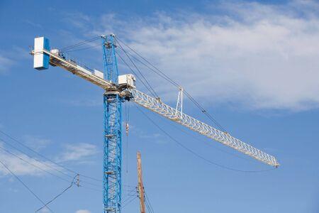 erect: Tower Crane
