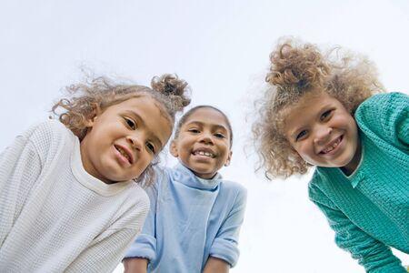 Three Girls Having Fun photo