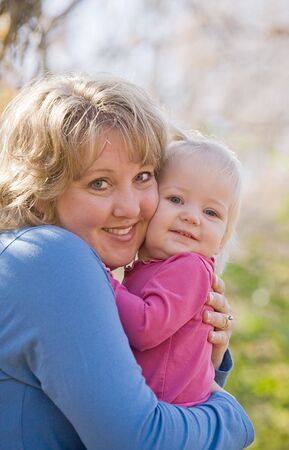 Mother Daughter Stock Photo - 3874650