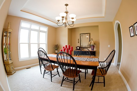 Dining Room Stock Photo - 3974701