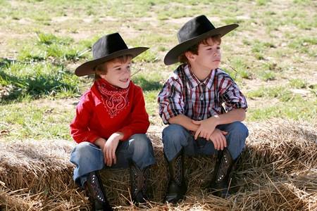 headwear: Cowboys