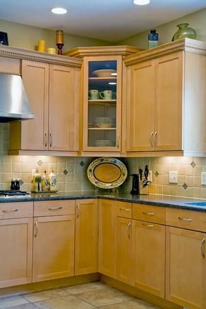 New Interior Kitchen Stock Photo - 4541028