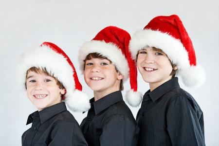 Three Brothers at Christmas