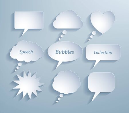 talks: Collection of paper bubble talks.