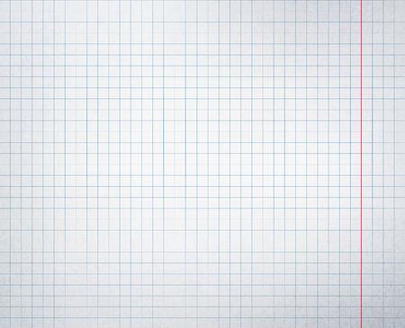 La escuela de cuadros cuaderno vectores de fondo. Ilustración de vector