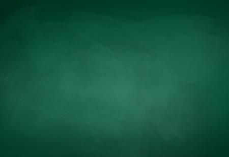 Grün Schultafel Vektor Hintergrund.