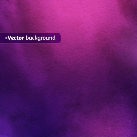 Acuarela violeta con textura de fondo borroso. Foto de archivo - 38352307