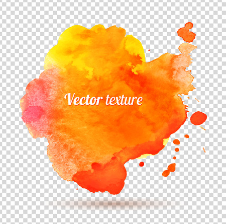 Vector illustration of abstract watercolor texture. 向量圖像