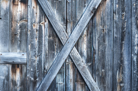 discolored: Rough old discolored wooden texture  background