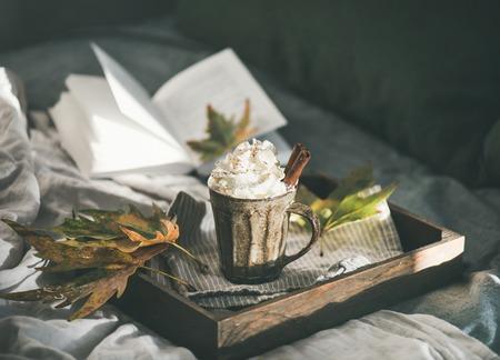 Fall warming sweet drink