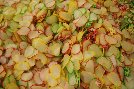 colorful crackers Фото со стока