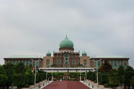 minister: the Prime Minister, Putrajaya Editorial